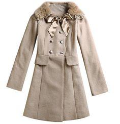 wholesale store clothing ladies fashion coat k1361 camel [k1361] $23.43 : Yuki Wholesale Clothing - Wholesale Korean Fashion,Japanese Clothing Wholesale,Wholesale Handbags