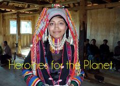 Heroines for the Planet: Tea Expert and Climate Change Scientist Selena Ahmed
