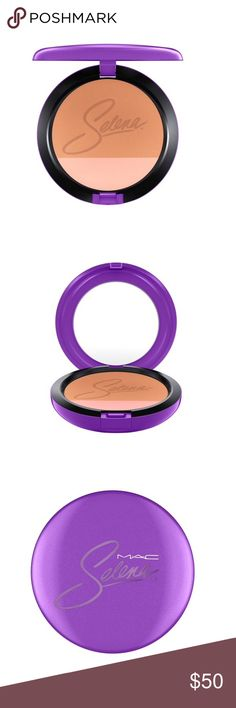 20% OFF BUNDLE MAC Selena LIMITED EDITION powder 100% Authentic New in Box. MAC Selena Techno Cumbia Bronzer Blush DUO. Shop with confidence! All orders placed will be shipped within 24 hours (with exception of Sunday, due to the post office being closed). Receive 20% off when bundled with 2 or more items. Check out my other MAC Selena products. Leave a comment if interested in entire collection.   •Proof of purchase on hand 👾NO TRADES 👾OFFERS WELCOMED! 👾BUNDLE TO SAVE  👾FEEL FREE TO ASK…