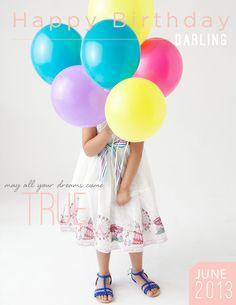 Happy Birthday Balloons, Happy Birthday, Art, Happy Anniversary, Craft Art, Globes, Happy Brithday, Kunst, Balloon