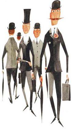 Drew Sisk: Blog » This is Illustration: The Work of Miroslav Sasek