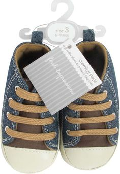 Trimfoot Recalls Children's Soft-Soled Sneakers Due to Choking Hazard; Sold exclusively at Macy's | CPSC.gov