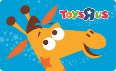 """Gift card sale - $100 Toys""""R""""Us Gift Card for only $85 - Email delivery $150 Lowe's gc for $130 (PayPal digital..."""