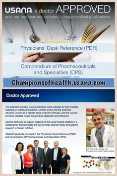 Usana in PDR Health Quotes, Wood Signs, Medicine, Rocks, Presentation, Nutrition, Science, Photos, Products
