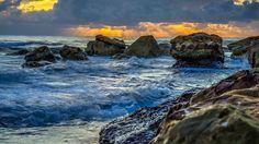 Sunrise, On The Rocks by Jeff Turner on 500px