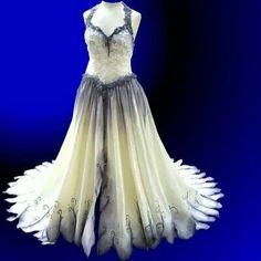 Fairy ball gown