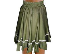 Women's Skirt OS Costume Olive Green with Stretchbund Size 38 - 40 for Oktoberfest or Folk Festival in Bavaria, Tyrol - Ischgl, Austria #DressBlousesLadies #OsTrachtenBlouseWomen #OsTrachtenJacketLadies #CostumesJacket #OsCostumesBlousesLadies #TraditionalBlouse #CostumeBlousesWomen #Women39;sTraditionalBlouse #OsTraditionalJacketWomen #CostumesBlouseLadies Traditional Skirts, Traditional Jacket, Costume Shirts, Costume Dress, Costumes, Folk Festival, Costume Patterns, Leather Trousers, Sporty Look