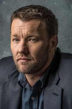 Joel Edgerton... good god, man!