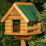 Find out more at http://gardenbirdlife.com/top-10-unusual-bird-feeders/