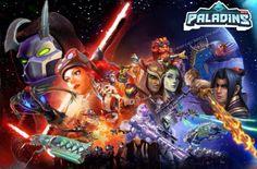 Paladins: Realm Wars