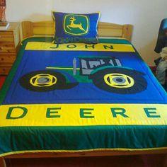 John Deere ágytakaró. 718ac55c5e
