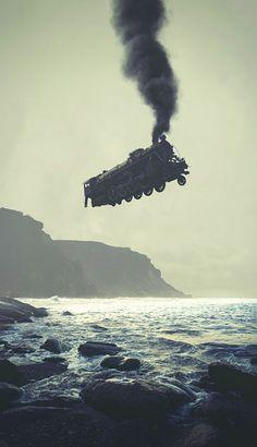 planes, trains... & sometimes the same thing