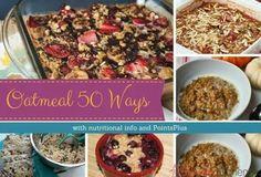 Oatmeal 50 Ways