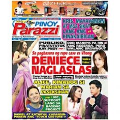 Pinoy Parazzi Vol 7 Issue 87 July 14 – 15, 2014 http://www.pinoyparazzi.com/pinoy-parazzi-vol-7-issue-87-july-14-15-2014/