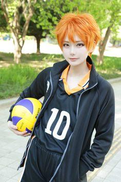 Dano(다노) Shoyo Hinata Cosplay Photo - WorldCosplay