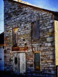Cracks and Crevices by J. Gazo-McKim #vintage #building #textures