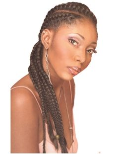 Swell Charlotte African Hair Braiding And Africans On Pinterest Short Hairstyles For Black Women Fulllsitofus