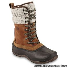 The North Face Womens Shellista Lace Mid Boot-784220 - Gander Mountain