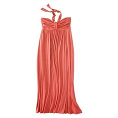 Mossimo® Womens halter dress...perfect for summer