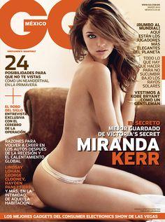 Miranda Kerr en marzo 2010.