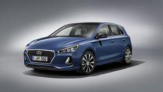 Mondial 2016 : nouvelle Hyundai i30