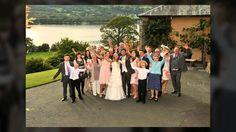 David & Rachael's Wedding Brantwood Coniston Cumbria