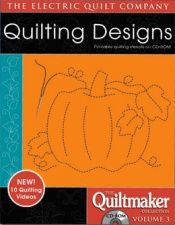 Electric Quilt Co Quilting Designs #3
