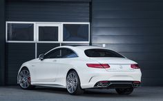 IMSA unveils Mercedes-Benz S63 AMG Coupe with 720HP 3