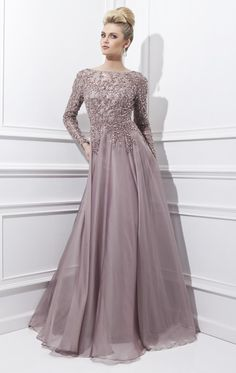 2016 Elegant Long Sleeve Plus Size Open Back Beaded Chiffon Mother Of The Bride Dresses Party Evening Dress Gown Custom Made -Special Occasion Dresses-Mother of the Bride Dresses Evening Dresses With Sleeves, Evening Dresses Plus Size, Evening Gowns, Evening Party, Mother Of The Bride Plus Size, Mother Of The Bride Suits, Mother Of The Bride Dresses Long Sleeve, Gala Dresses, Cheap Prom Dresses