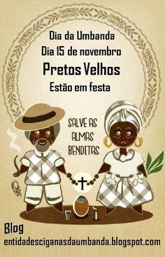 Entidades Ciganas da Umbanda (Clique Aqui) para entrar.: Dia 15 de novembro, dia da Umbanda