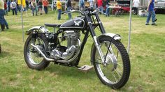 Very attractive little bike from the Matchless motorcycle company