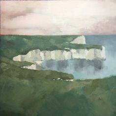 Flamborough Head: Colin Pollock Contemporary Landscape, Landscapes, Painting, Art, Paisajes, Art Background, Scenery, Painting Art, Kunst