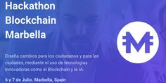 I Hackathon Blockchain Marbella, progress towards a digital world Social Media Influencer, Blockchain Technology, Book Authors, Teamwork, Problem Solving, Cryptocurrency, Digital Marketing, How To Become, Accounting