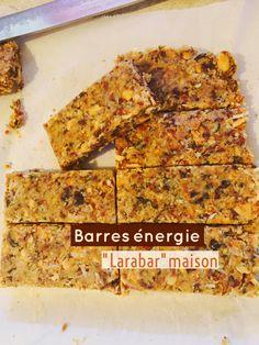 recette barres energie maison |vivrevg.com