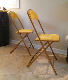 velvet folding chairs