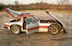 The 1976 TVR Taimar... - Retro and Classics