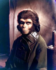 Archives Of The Apes: Planet Of The Apes (1968) Kim Hunter as Zira