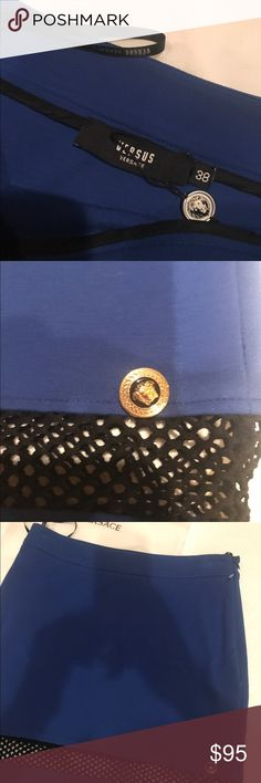 Versace skirt size 4 New with tag Versace Versace Skirts Mini