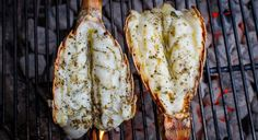 How to grill the perfect Lobster tail.