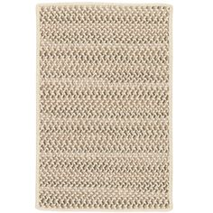 Beachcrest Home Marin Hand-Woven Natural Area Rug Rug Size: