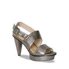 So Me SASSY Pink Unicorn Holographic Clear Square Open Toe Mule Rectangle Heel