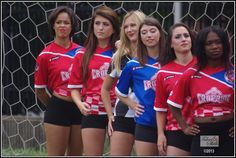 This photoshoot was for the GS Croatia FC Soccer Team sponsored by Lotto Team Sport.