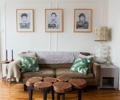 Jessica & Milo's 400 Square Foot Studio (Filled with Interesting Stuff!) — House Call