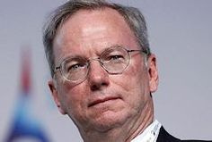 Google CEO Eric Schmidt: questionar o alarmismo climático é criminoso: