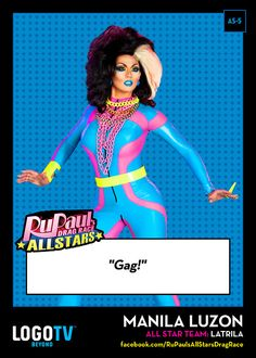 TRADING CARD #AS-5: Manila Luzon!