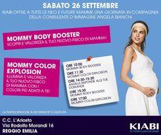 Neo e Future Mamme ci vediamo Sabato 26 settembre da Kiabi a Reggio Emilia?  Scoprite l'evento https://www.facebook.com/events/1670513366526844/  Scoprite chi sono http://www.kiabi-blog.it/consigli/mommy-body-booster-a-reggio-emilia/  #mommy #bodybooster #colorexplosion #kiabi #reggioemilia #neomamma #momtobe #futuramamma #mommystyle