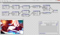 Main screenshot for MAGIC music visualizer and VJ software Music Visualization, Thing 1, Hardware Software, Music Videos, Magic, Tools, Free, Instruments