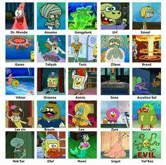 omfg spongebob