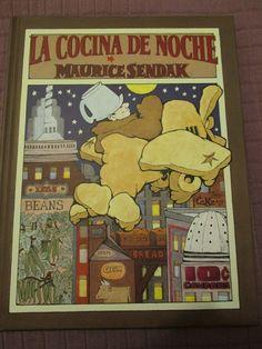 La cocina de noche, Maurice Sendak Maurice Sendak, Comic Books, Comics, Art, Surrealism, Literatura, Libros, Art Background, Kunst