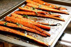 Balsamic Roasted Carrots - Alaska from ScratchAlaska from Scratch